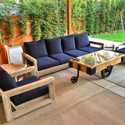 Teak Patio Furniture Outdoor & Indoor Los Angeles - Iksun ...