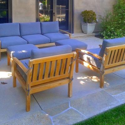 Lola 5 Persons Teak Conversation Group Furniture