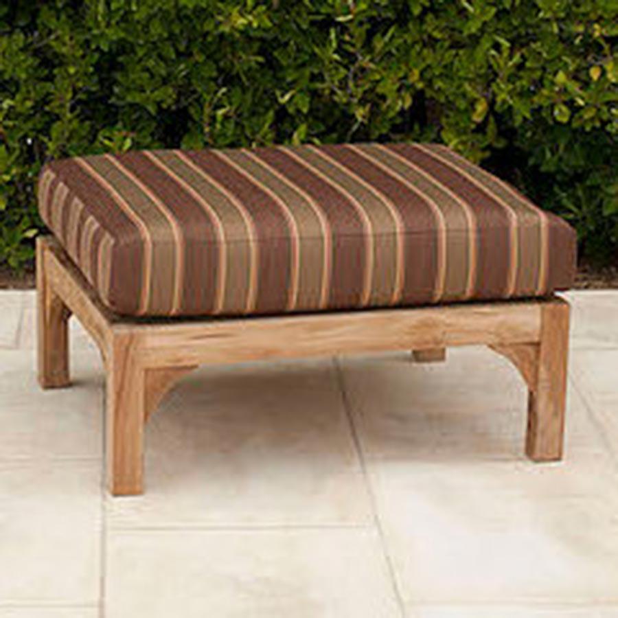 Teak Universal Ottoman Iksun Teak Patio Furniture Sale